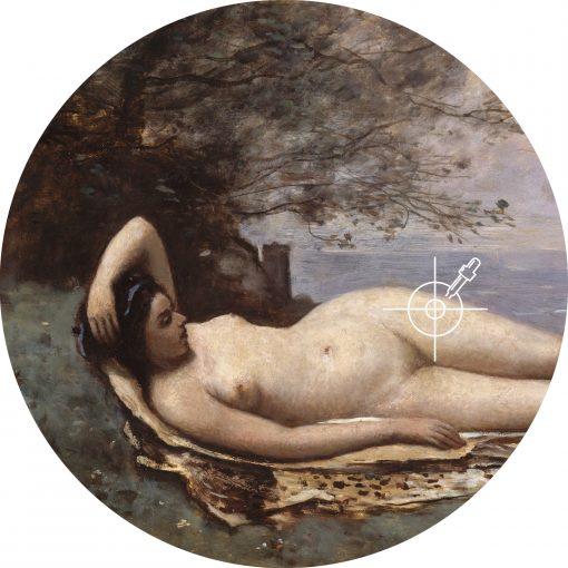 Pipette peinture perrot & cie corot n°01